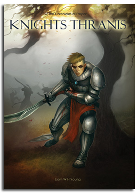 Knights Thranis book cover